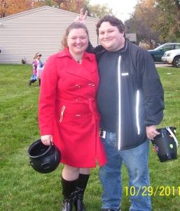 2011 Fall FKHA cute couple