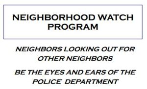 Neighborhood Watch 2