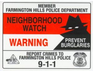 Neighborhood Watch 1